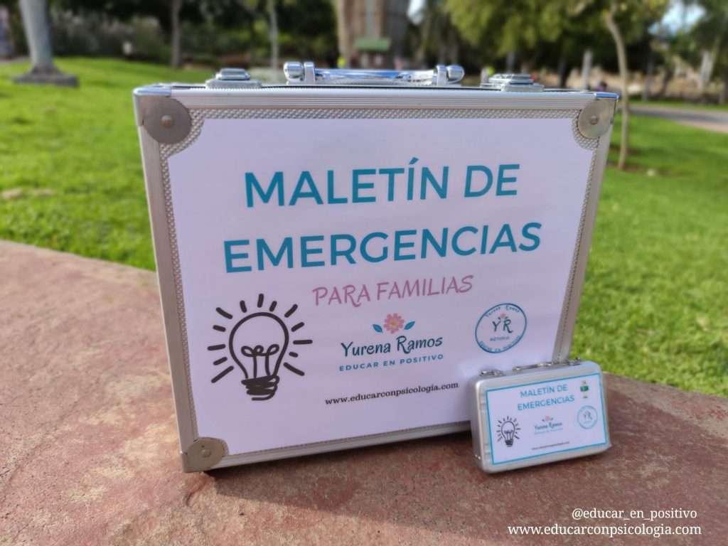 MALETÍN DE EMERGENCIAS